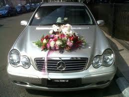 Paket Sewa Rental mobil pengantin di Depok dan jakarta